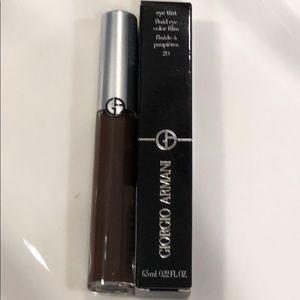 Giorgio Armani Eye Tint Leather Smoke #20 Brown